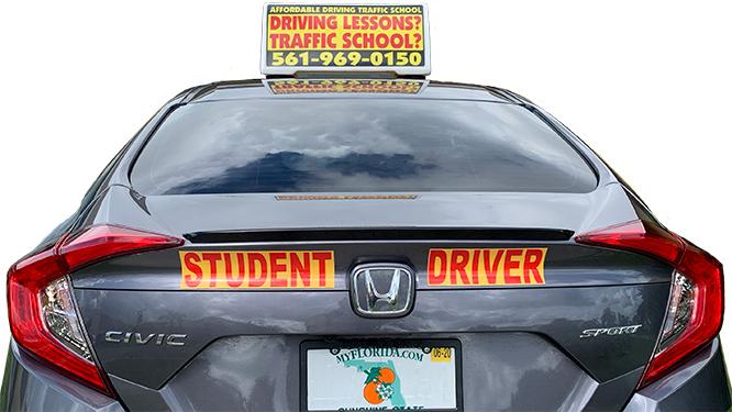 Driving Instruction in West Palm Beach Boca Raton Palm Beach Gardens - Drivers License Palm Beach Gardens Fl